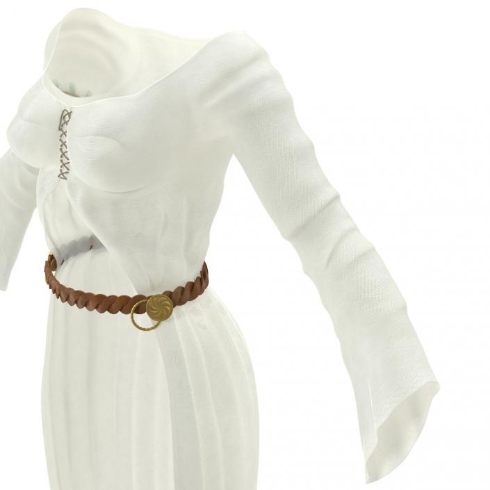 3D model Female Medieval Clothes 5 | 3D Molier International