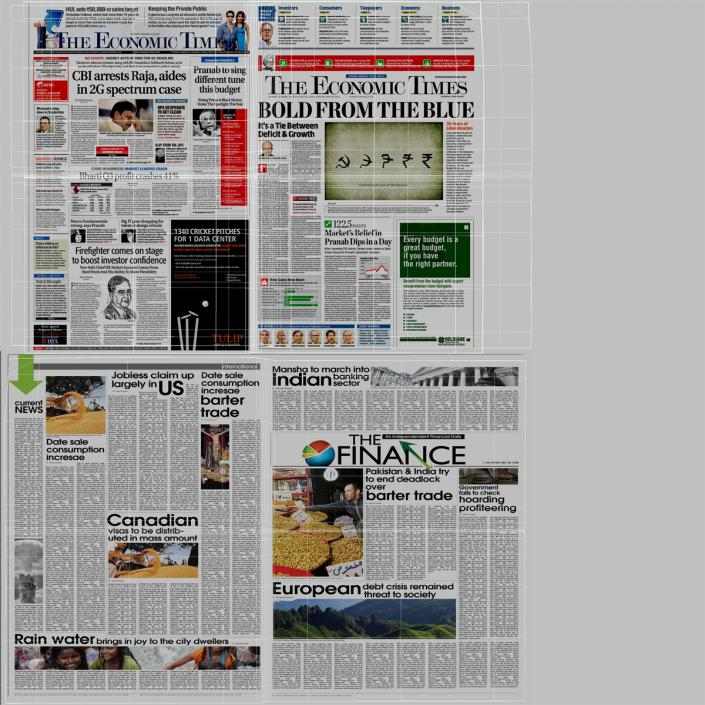 Newspapers 2 3D