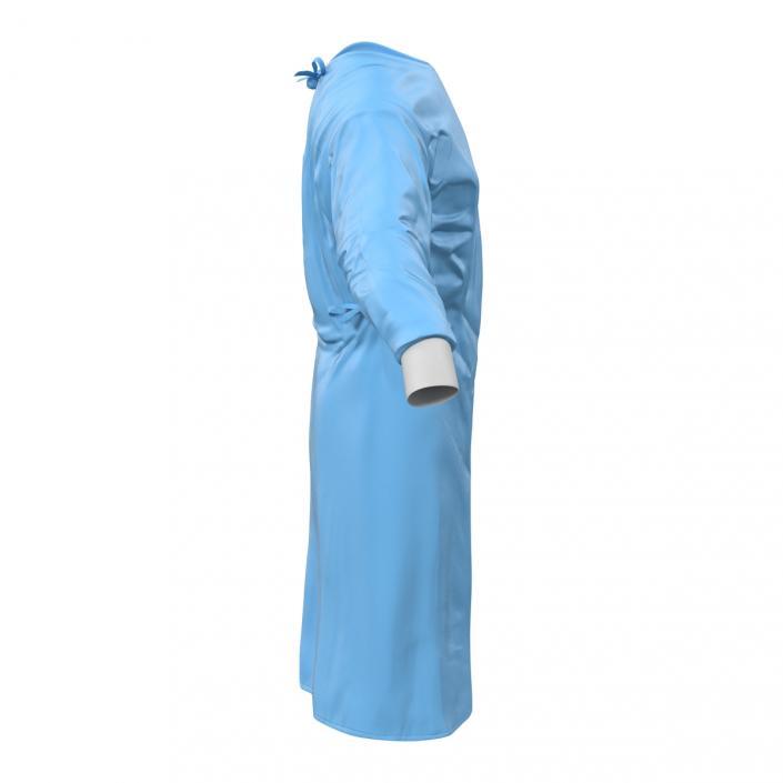 3D Surgeon Dress 12