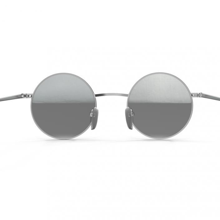 Glasses 3D model