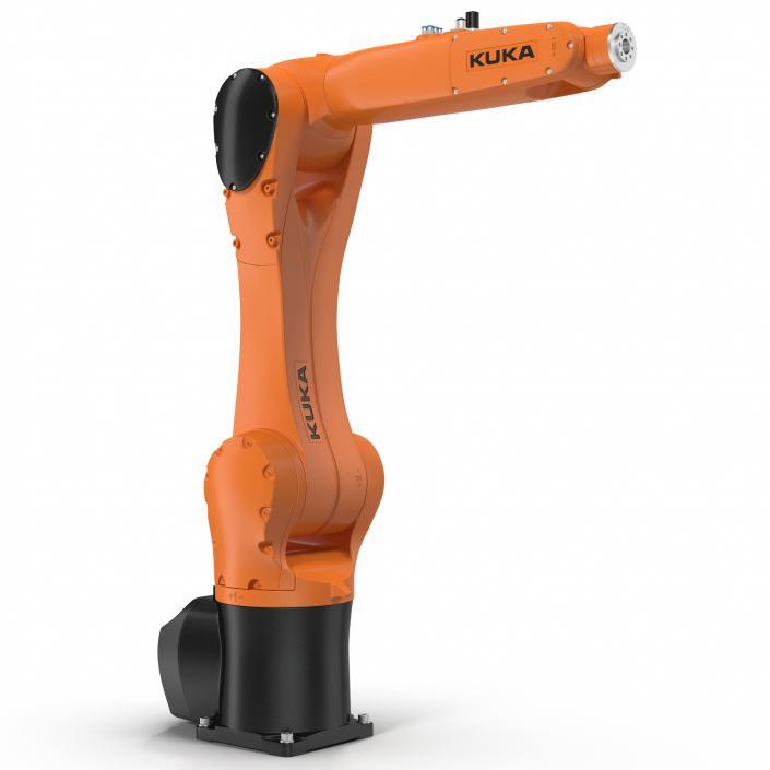 Kuka Robot KR 10 R1100 3D