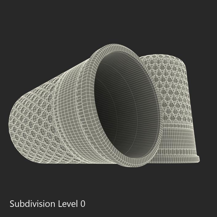 Thimble 3D model