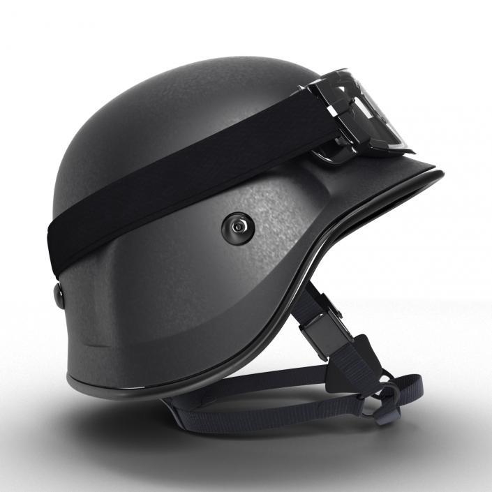 Tactical Helmet 2 3D