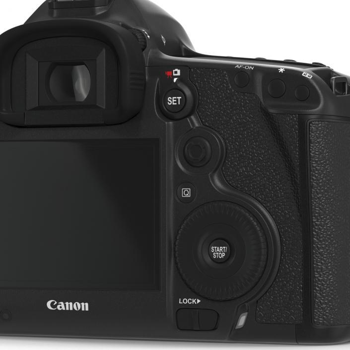 3D Digital Camera Canon EOS 5D Mark III
