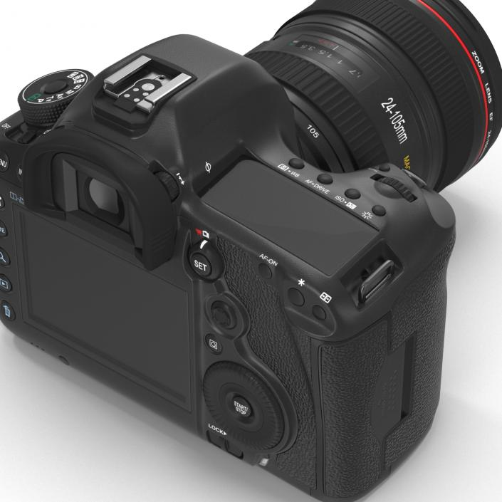 3D Digital Camera SLR Generic