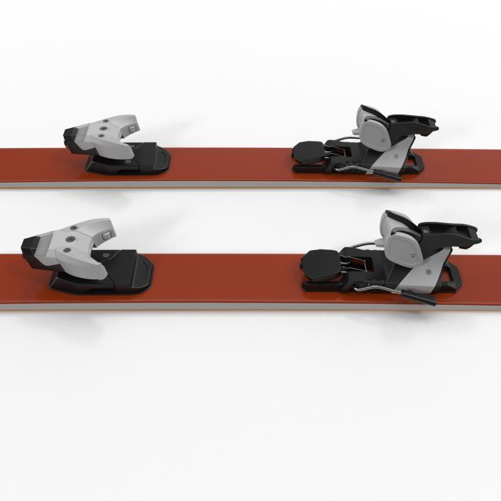 3D model Snow Ski 7