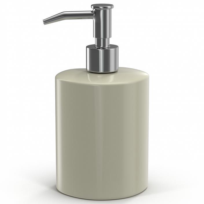 Soap Dispenser 3D model | 3D Molier International