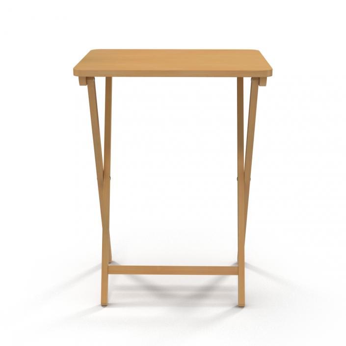 3D Tv Folding Table
