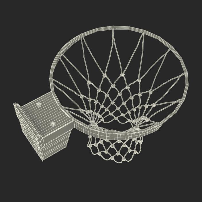 Basketball Rim Generic 3D