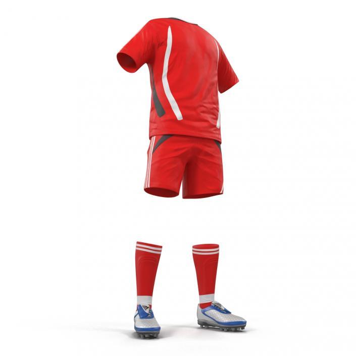 Soccer Clothes Generic 3D