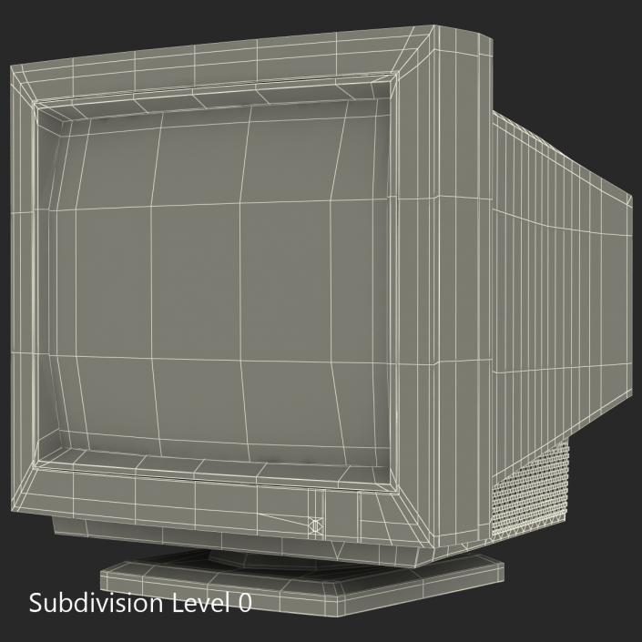Apple Performa Plus Display 3D