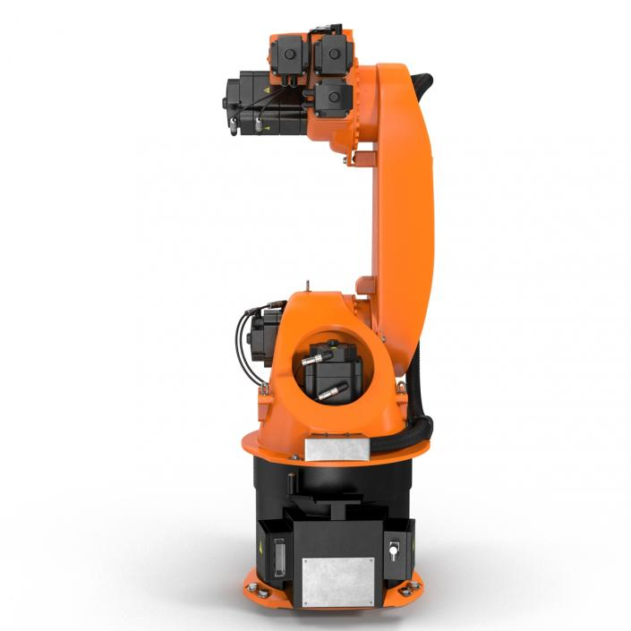 3D Kuka Robot KR 30-3 model