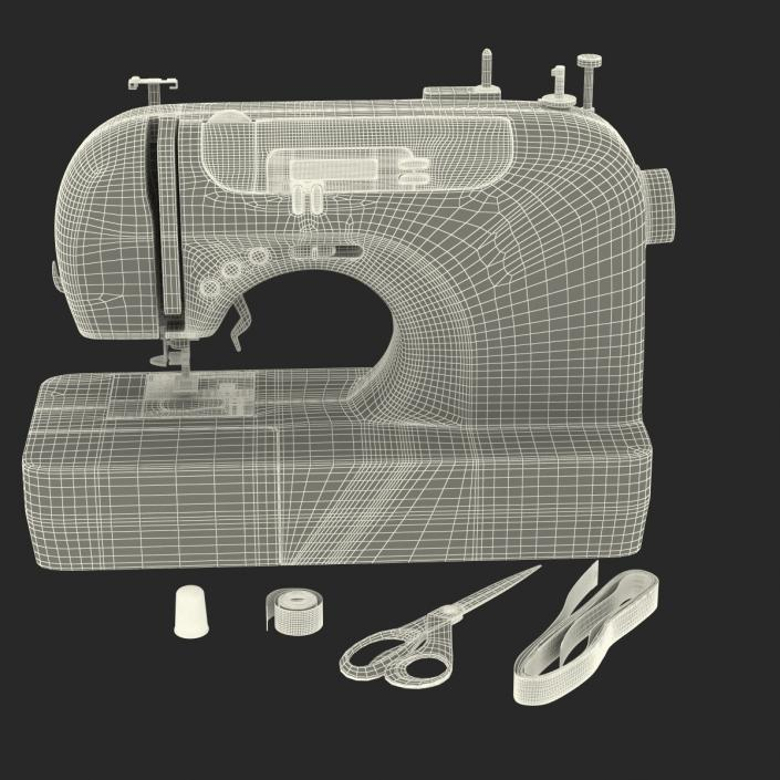 Sewing Collection 3D