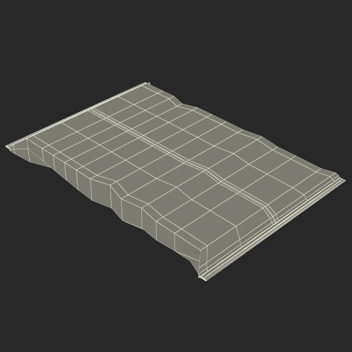 3D model Cement Bag