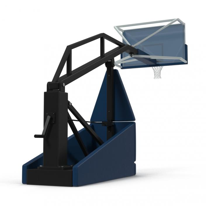 Basketball Hoop 5 3D
