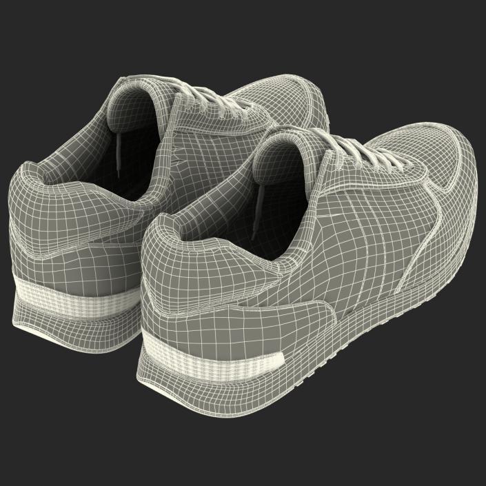 3D model Sneakers 3