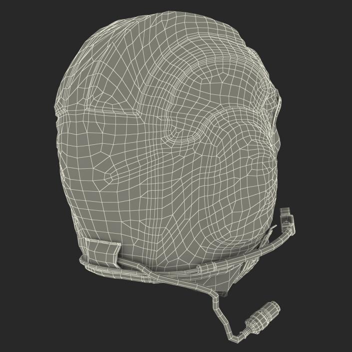 3D model Pilot Head