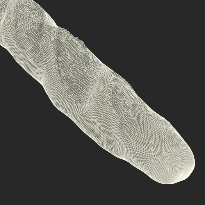 3D model Baguette 2
