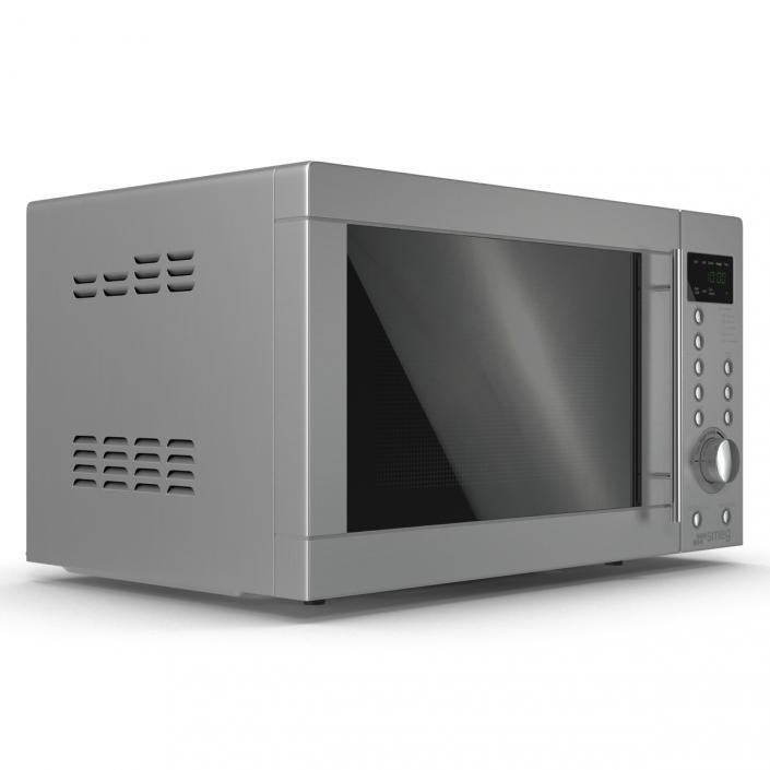 3D Microwave Oven 4 Smeg