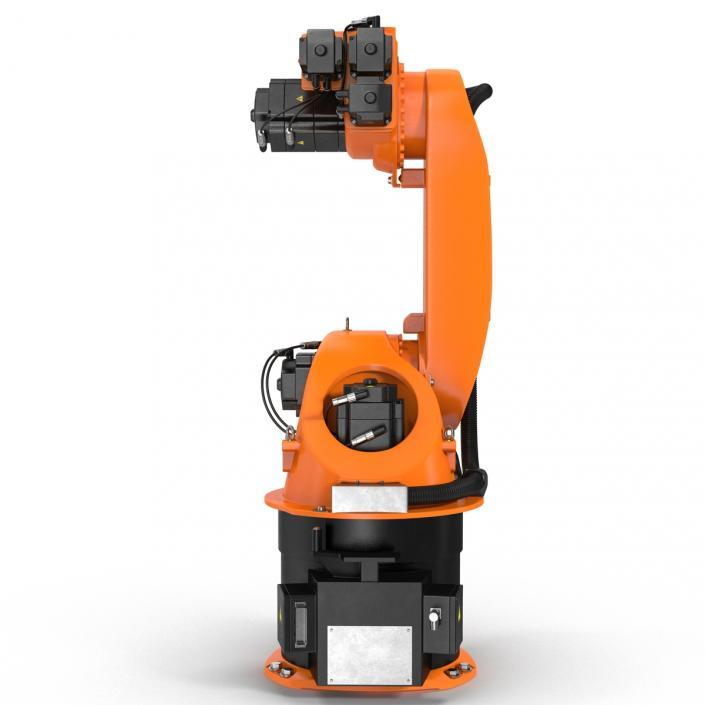 3D Kuka Robot KR 60-3 model | 3D Molier International