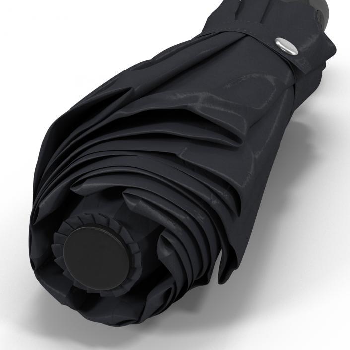 Umbrella Closed 2 3D