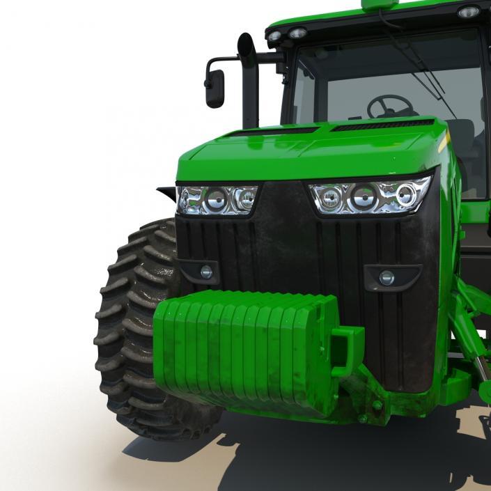 Tractor Generic 2 3D
