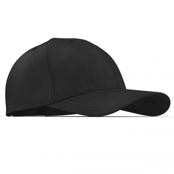 Baseball Hat 3 3D model
