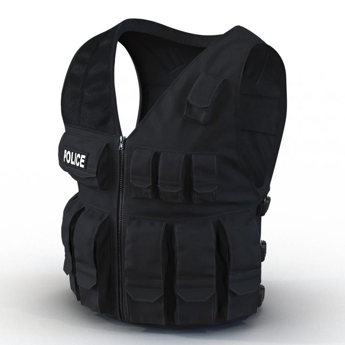 3D SWAT Vest 2