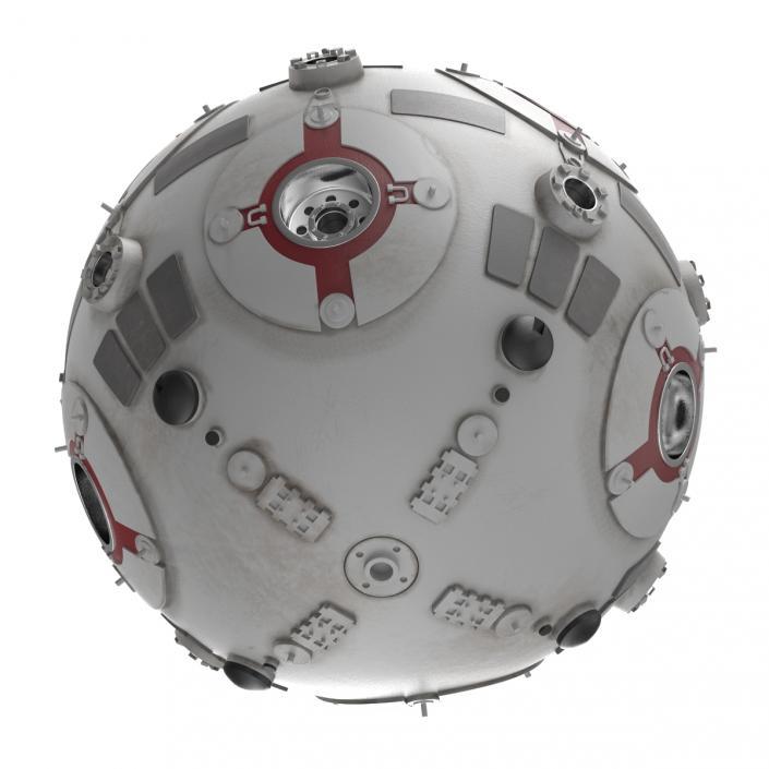 Star Wars Training Droid Marksman H 2 3D