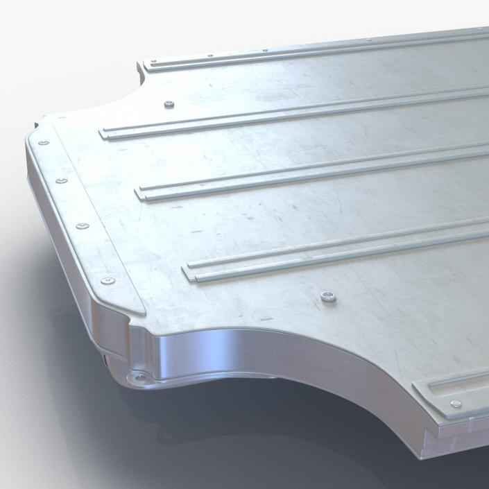 3D Tesla Model S Battery Pack