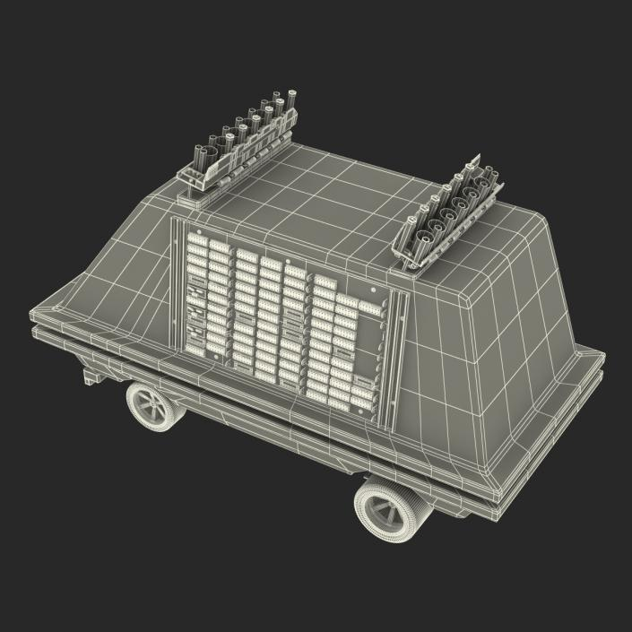 3D Star Wars Mouse Droid