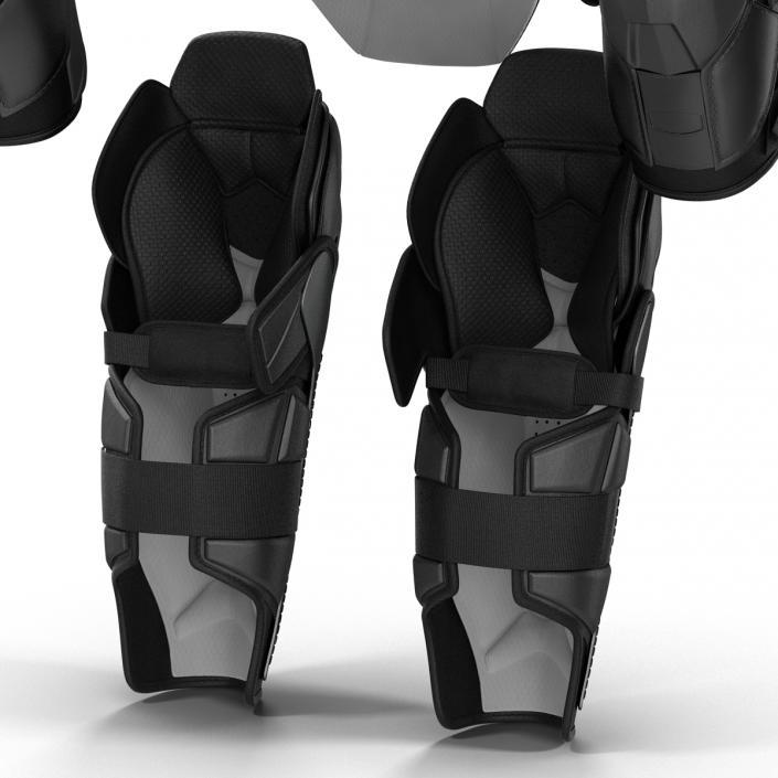 3D Hockey Protective Gear Kit
