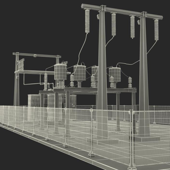 Substation 2 3D