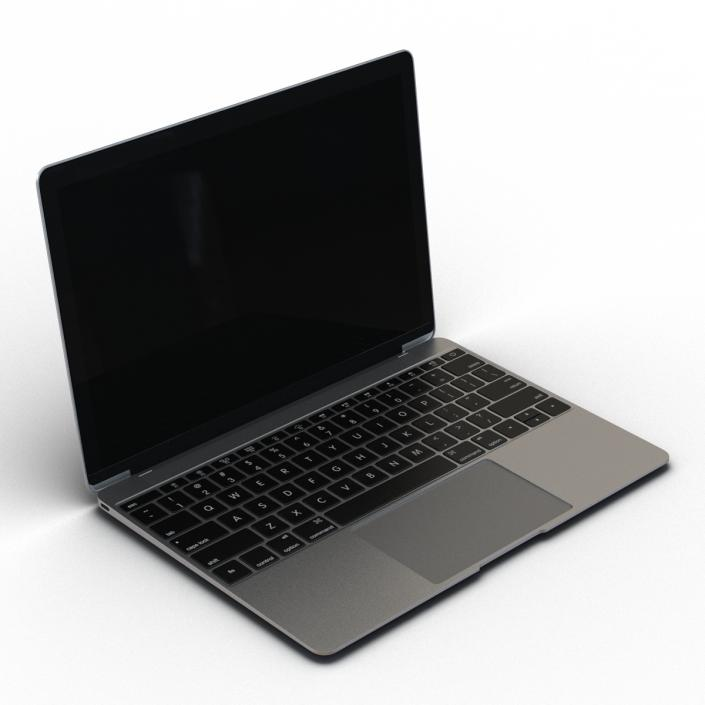 3D Generic Laptop 3