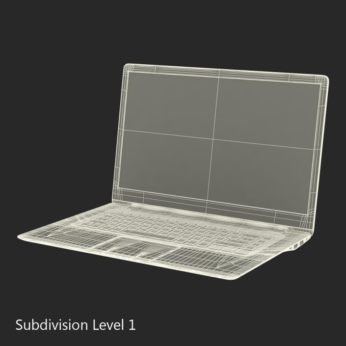 Generic Laptop 10 3D