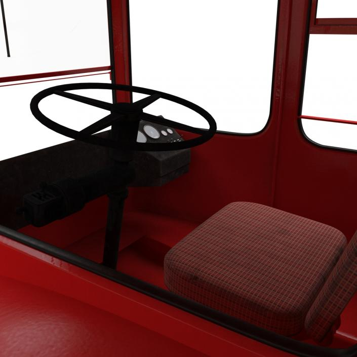 London Bus Routemaster 3D