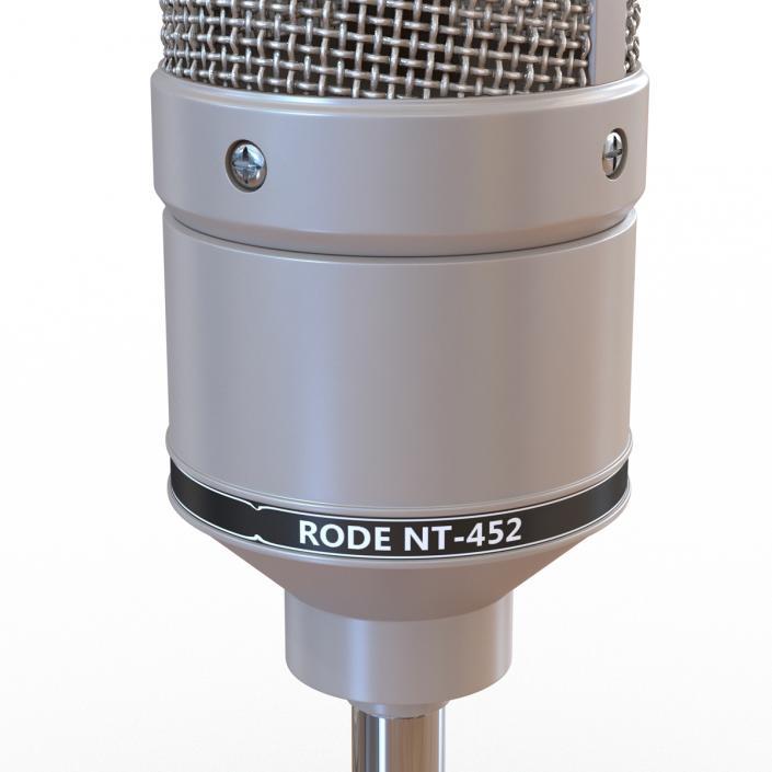 Condenser Microphone Rode 3 3D