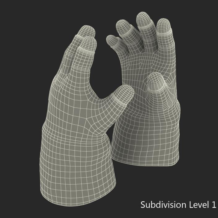 Space Gloves 3D