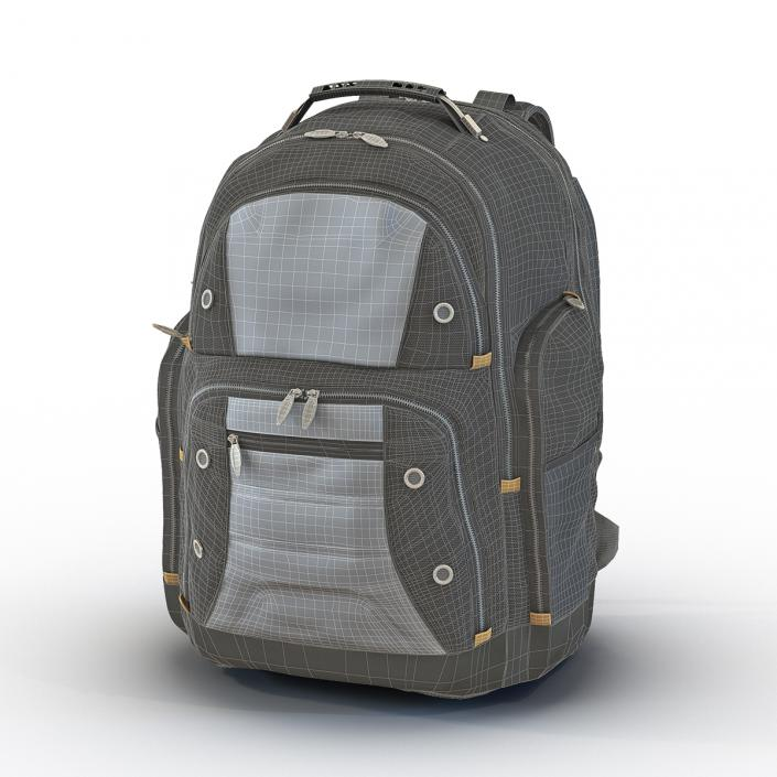 3D Backpack 2 Generic model