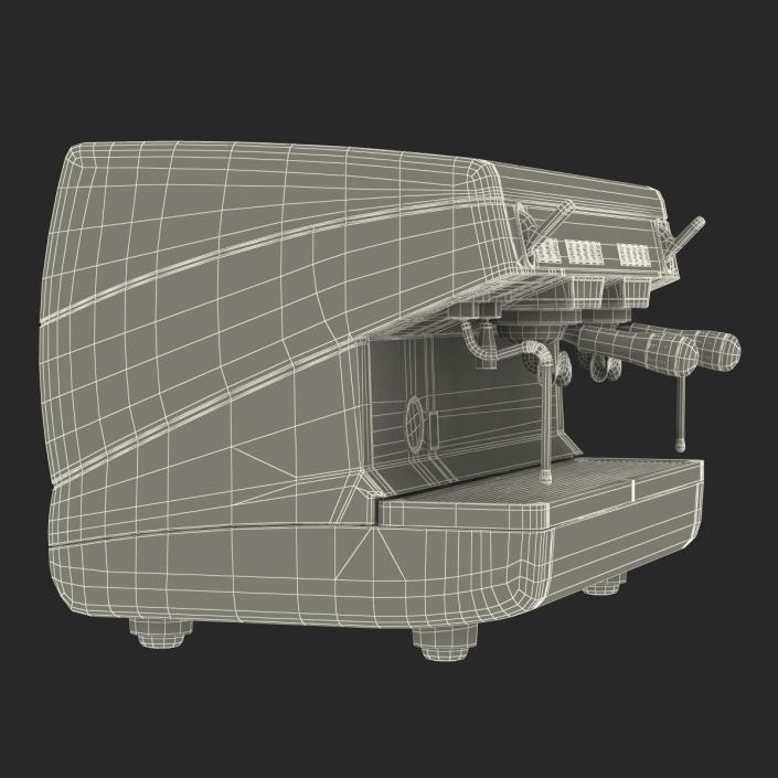 Espresso Machine Generic 3D model