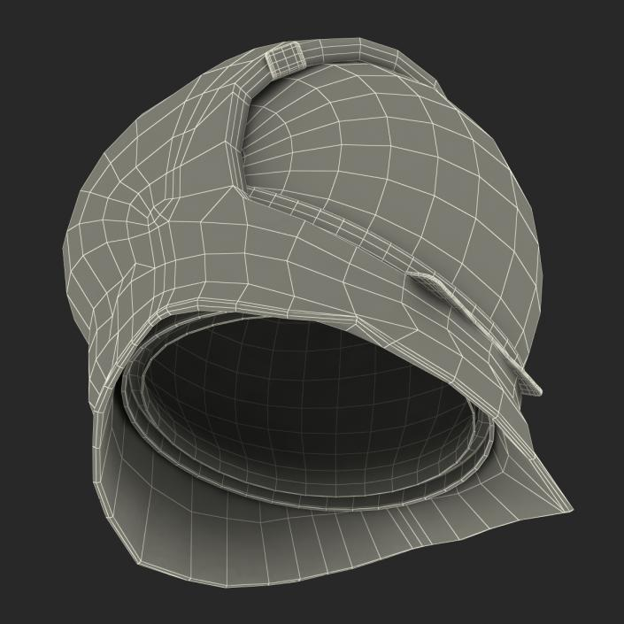 3D model A7L Spacesuit Helmet