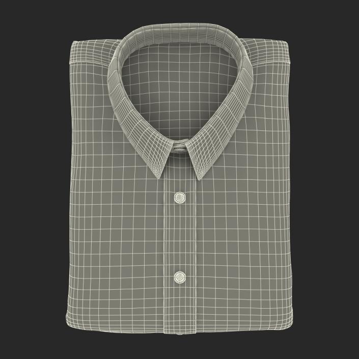 Folded Shirt 3D