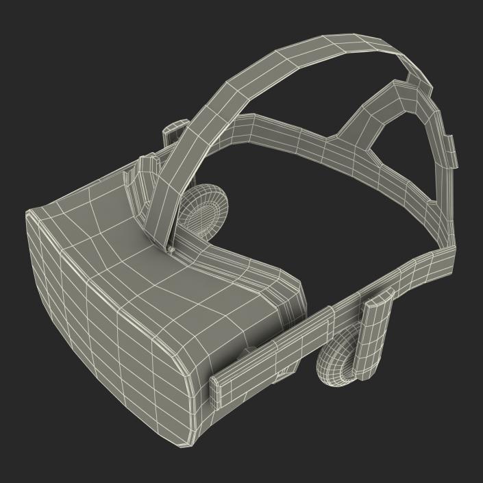 3D Oculus Rift