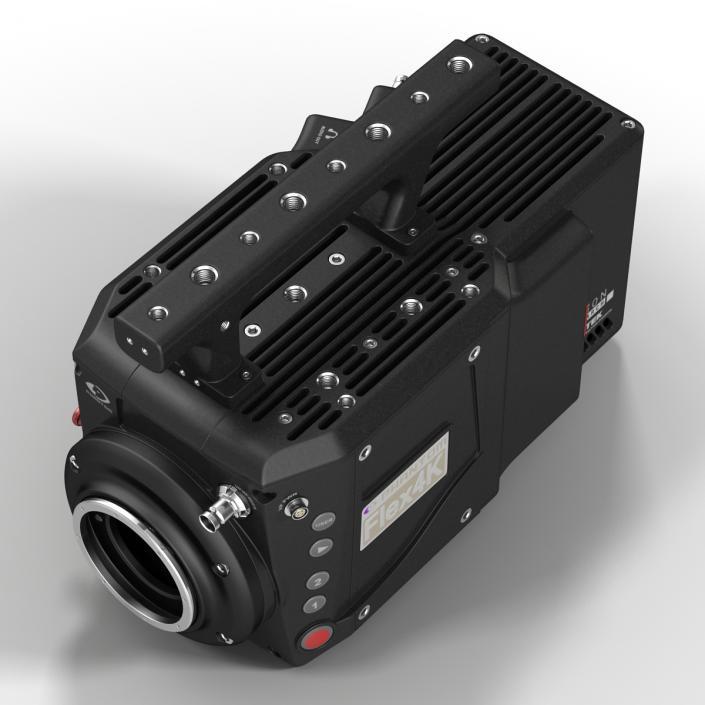 3D Camera Phantom Flex4K
