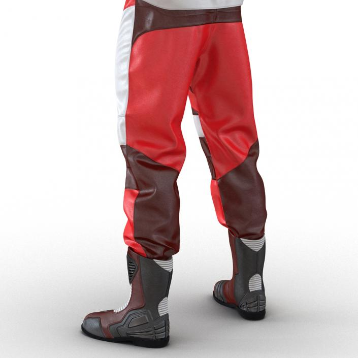 3D Motorcycle Rider Generic 2