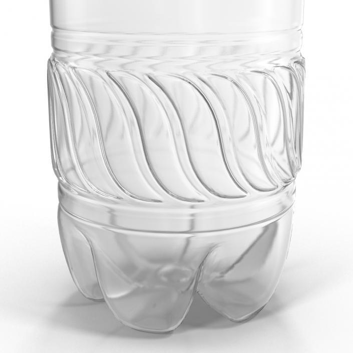 3D model Plastic Water Bottle