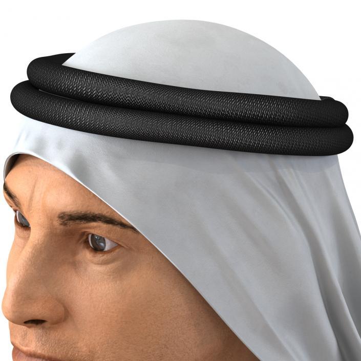 3D model Arab Man  5d88fed5ac4e