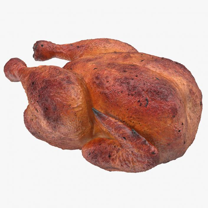Roasted Turkey 3D model