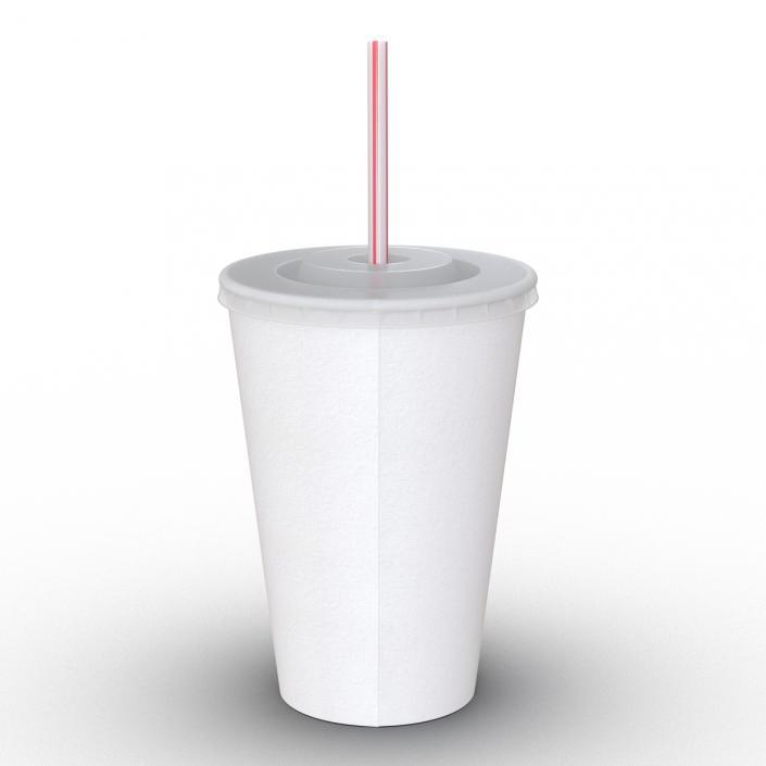 Drink Cup 3D model