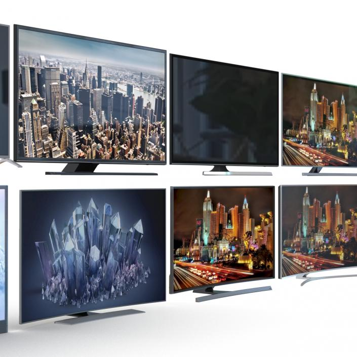3D Generic TV Collection